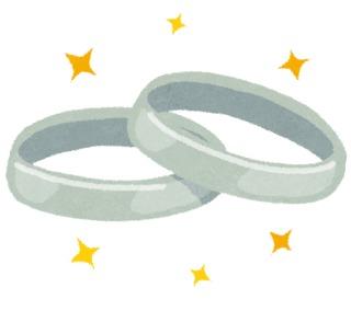 結婚指輪って…