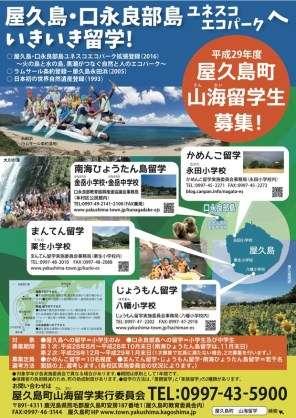 「児童を竹刀で殴打」屋久島の山海留学、町と里親を提訴
