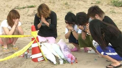 バーベキューし飲酒、遊泳中に溺れ32歳死亡