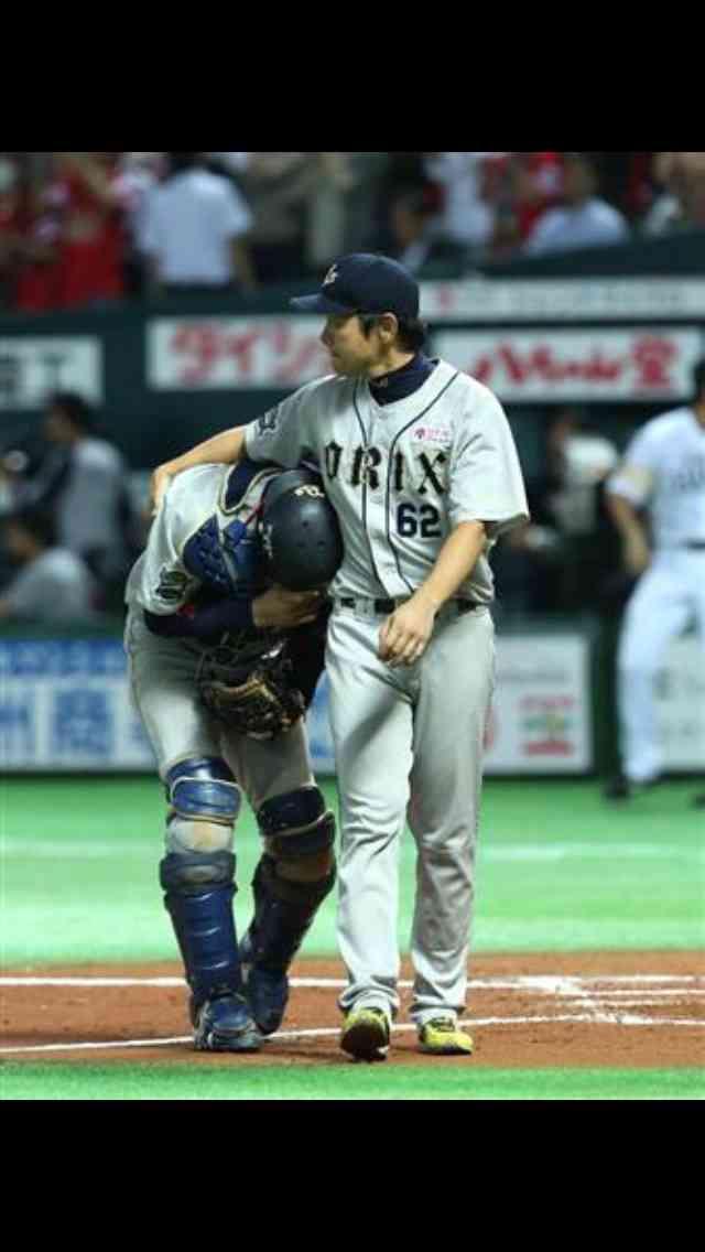 【プロ野球】感動的なシーンの画像をください
