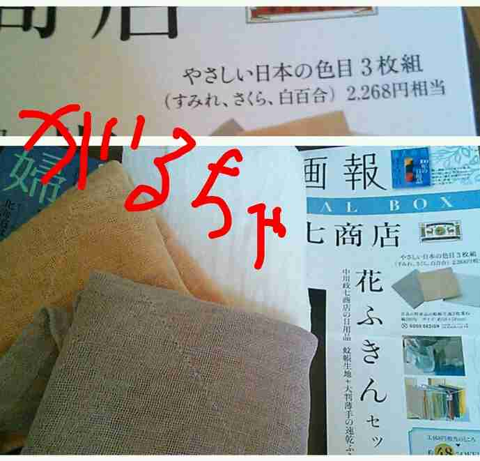 【定期トピ】雑誌付録8・9月号