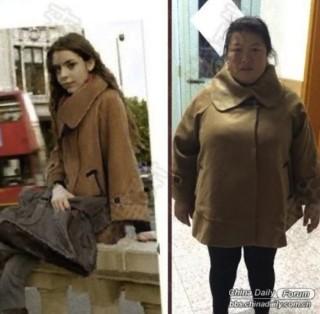 同じ洋服の人を見かけたショック!ありますか?