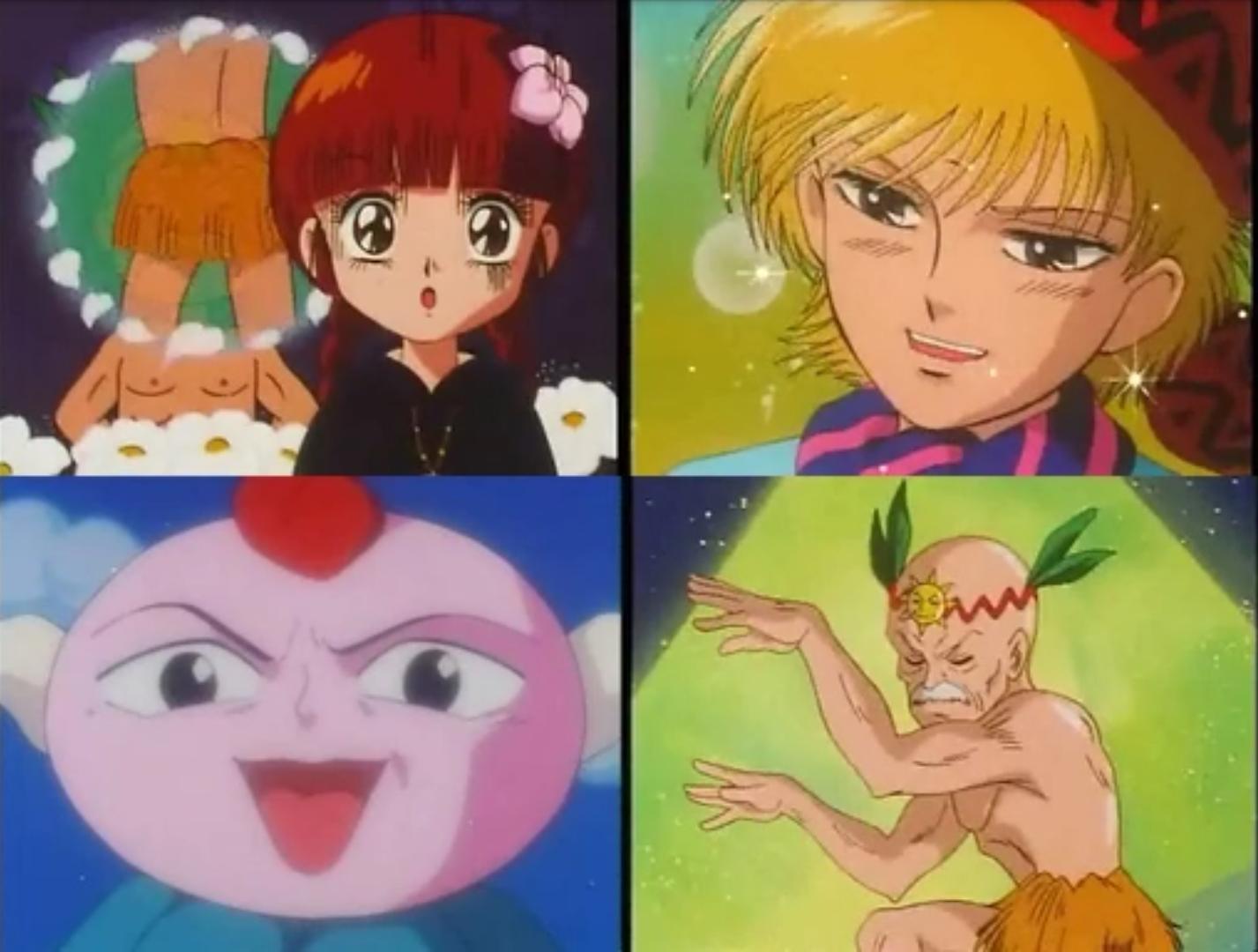 ギャグで美男美女になったキャラクターを貼るトピ