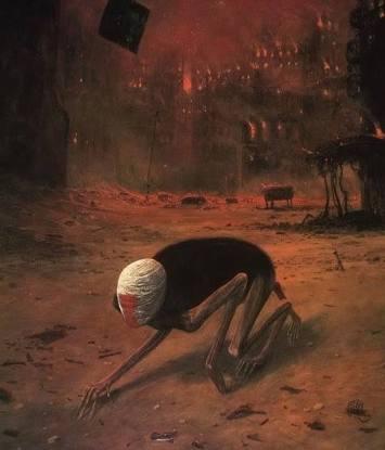 死後の世界を考えて眠れなくなる人いらっしゃいますか?
