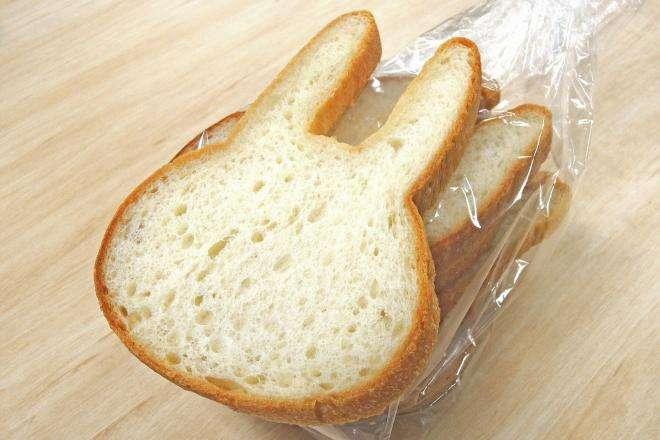 パンの耳食べますか?