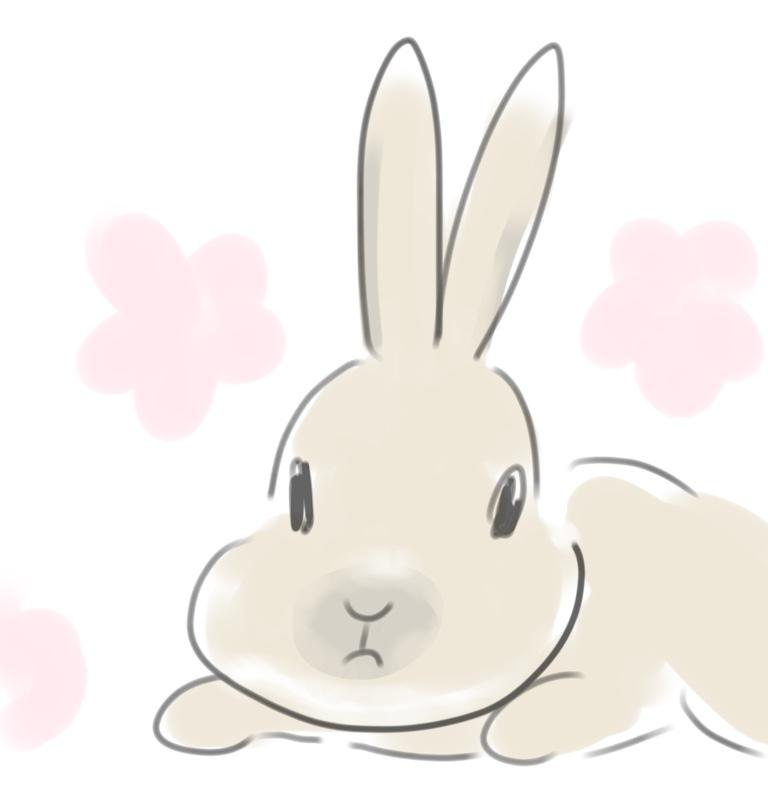 絵の練習をするトピ【自由】