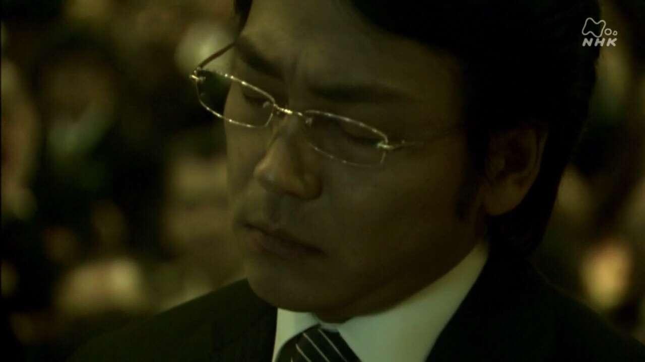 NHK版ハゲタカ好きだった方!