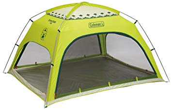 日除けの簡易テント持ってますか?