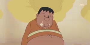 太った人あるある