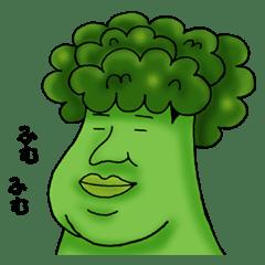 今日食べた野菜教えて〜