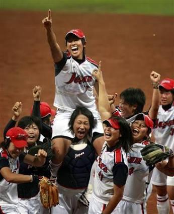 【感想・実況】世界ソフトボール2018 決勝「日本×アメリカ」