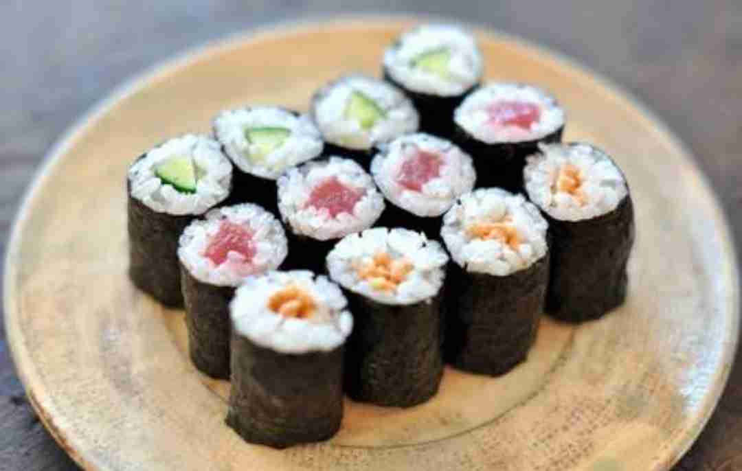 巻き寿司が食べたくなるトピ