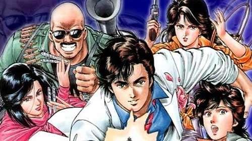 『シティーハンター』新作アニメの特報公開!オリジナル声優も続投
