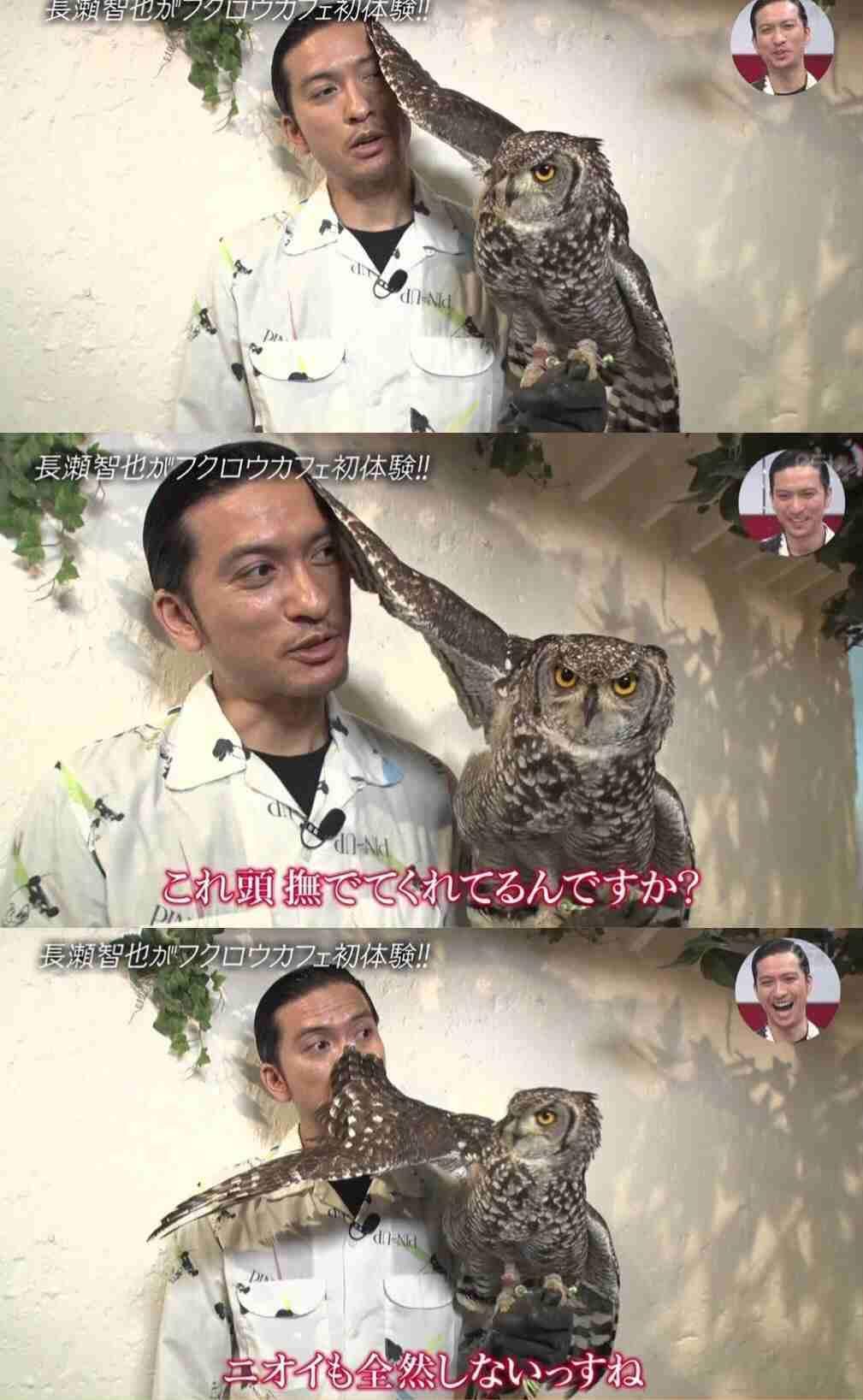 長瀬智也の天然エピソードトピ