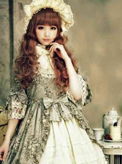 ロリィタファッションを語ろう!