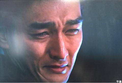 切ない泣きの演技が上手い役者