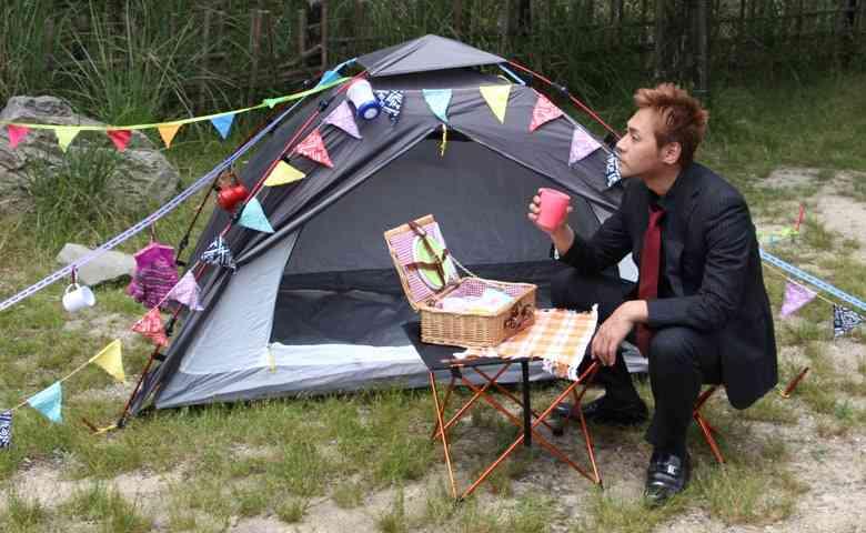 ガルちゃんキャンプ