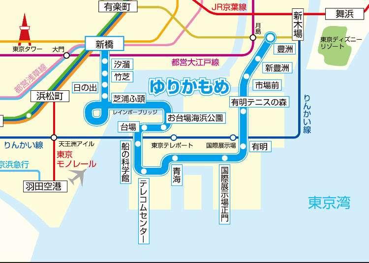 東京観光(今の時期)
