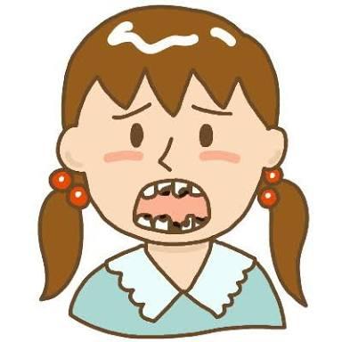 3歳までに虫歯になられたお子さんをお持ちの方
