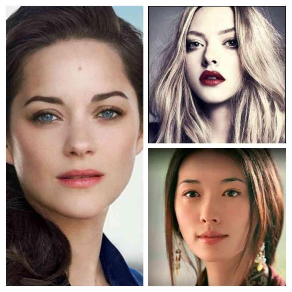 世界三大美人を挙げましょう