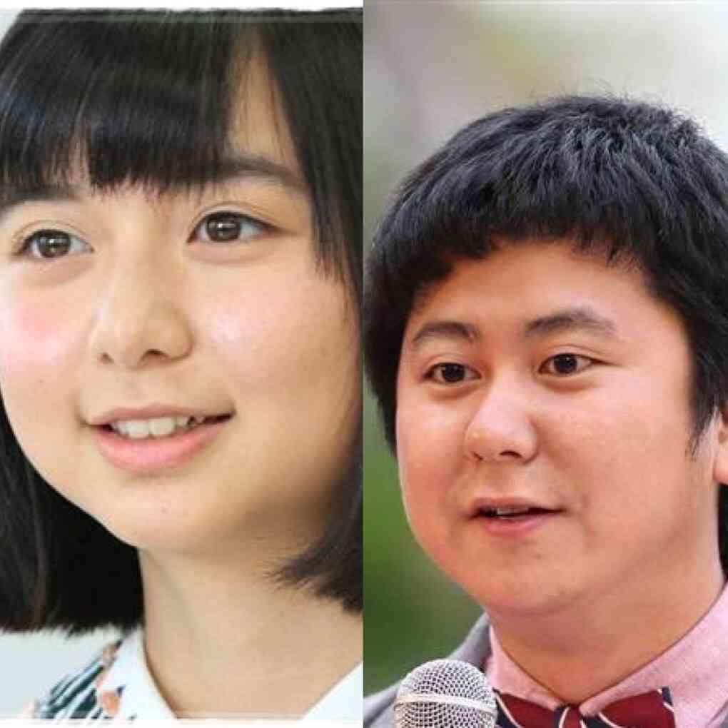 今田 美桜 片寄 涼太 ケツアゴ