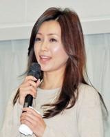酒井法子が女優復帰会見「心の底から感謝」 (オリコン) - Yahoo!ニュース