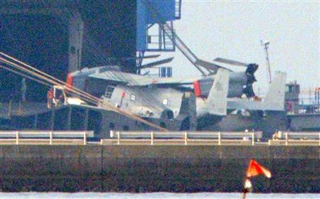 オスプレイ低い事故率 感情的な危険論 7ルートで飛行訓練へ - MSN産経ニュース