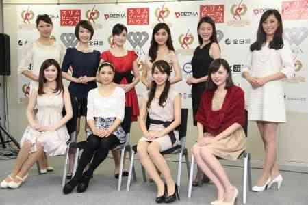 「2013年度ミス日本コンテスト」候補者に元子役やプロボウラー、現役アナウンサーら12人