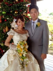 結婚式|里田まいオフィシャルブログ「里田まいの里田米」Powered by Ameba