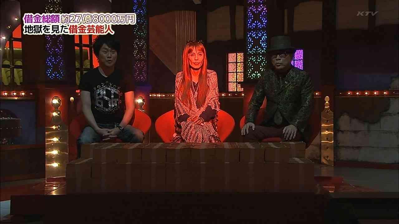 観覧注意!元女流棋士の林葉直子(44歳)、借金前と借金後の顔が変わりすぎてるwww