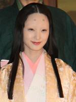 剛力彩芽が引眉で松姫役に挑戦!三谷幸喜最新作、扮装公開! (シネマトゥデイ) - Yahoo!ニュース