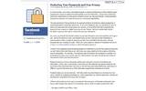 就職面接者にパスワード開示、Facebookが雇用主への法的対応を表明 | リセマム (生活とIT、その他のニュース)