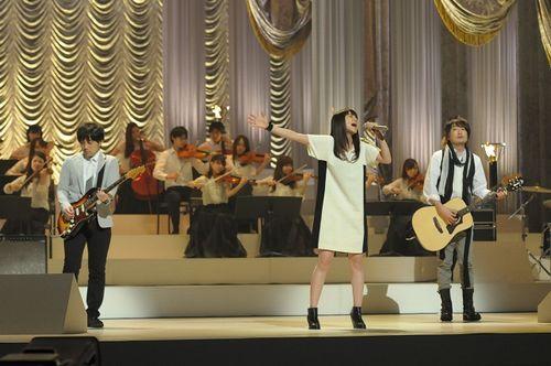 いきものがかり、「第63回NHK紅白歌合戦」大トリに!曲は「風が吹いてる」