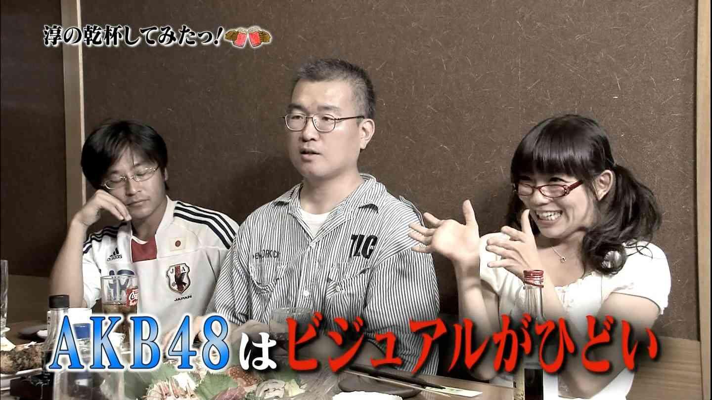 鼻ニンニクことAKB48柏木由紀がNHKで放送事故!