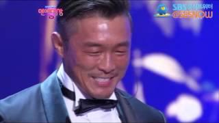 [추성훈 축하공연] 2012 SBS 연예대상 - YouTube