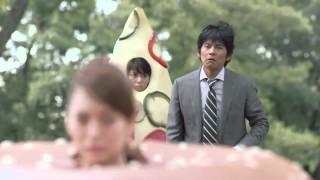 ペプシスペシャル「選べない男」CM30秒 - YouTube