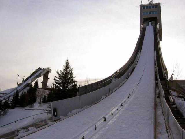 日テレのスキージャンプの中継で放送事故