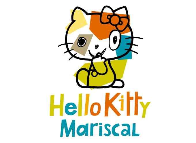 仕事を選ばないキティさん、今度はバルセロナ五輪デザイナーとコラボでスペインの風を吹き込まれるww