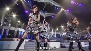 必見! 娘。のライブパフォーマンス SONGS '09春 歌詞付 - YouTube
