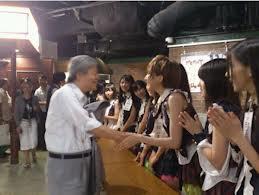 秋元康が「AKBを卒業する日」告白! 田原総一朗氏との対談で