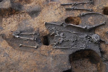 新宿で縄文人の骨発掘 マンション予定地で11人分、保存状態良好 - MSN産経ニュース