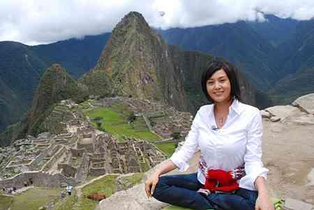 藤原紀香が憧れのペルー訪れる マチュピチュの絶景に「チャージ完了」