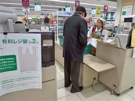 レジ袋有料化でスーパー二極化 中小は慎重姿勢「客離れ招きかねない」 (SankeiBiz) - Yahoo!ニュース BUSINESS