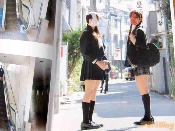 女子校生がパンツをかぶった写真集が発売ww
