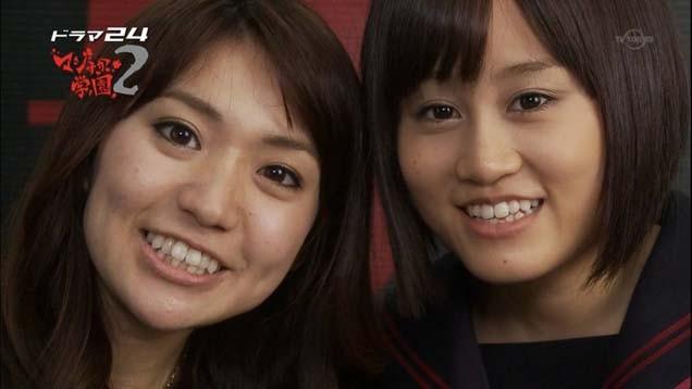 カツラを取ったキンタロー。がAKB48大島優子にそっくりな件www