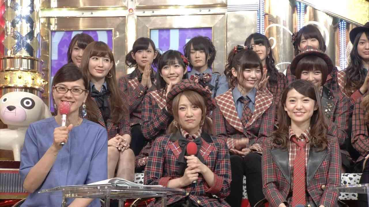 AKB48柏木由紀が人気メンバーなのになぜか最後列に!左遷・懲罰との見方も
