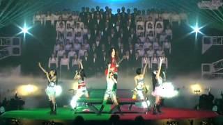 Momoiro Clover Z.feat,Marty Friedman - 猛烈宇宙交響曲・第七楽章「無限の愛」. - YouTube