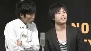 NON STYLE  漫才 【事情聴取】 - YouTube