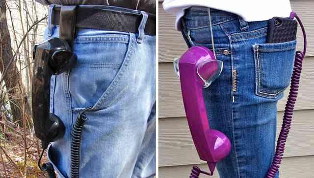 自分の手が受話器になる! スマホ手袋「hi call」 日本で発売へ