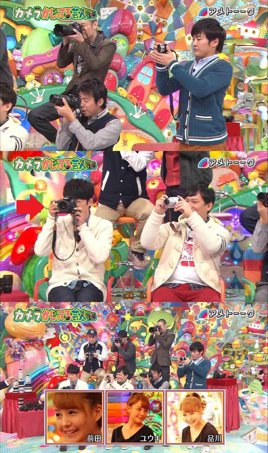 アメトーク「カメラかじってる芸人」で小藪千豊にボコボコにされたユウキロックが小藪批判!
